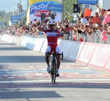 Джиро д'Италия 2013 3 этап