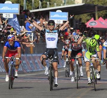 Джиро д'Италия 2013 1 этап