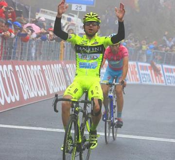 Джиро д'Италия 2013 14 этап