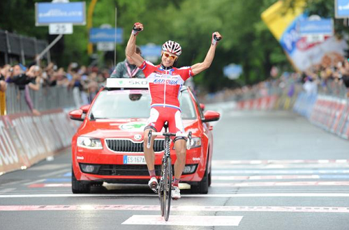 Джиро д'Италия 2013 9 этап