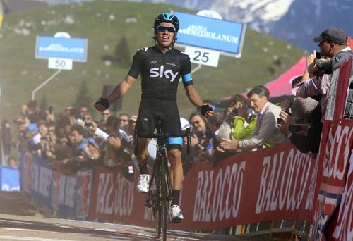 Джиро д'Италия 2013 10 этап