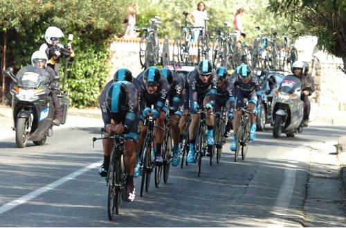 Джиро д'Италия 2013 2 этап