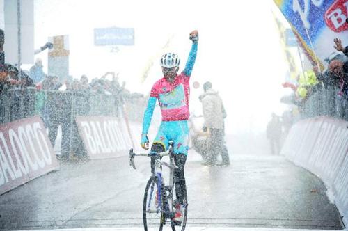 Джиро д'Италия 2013 20 этап