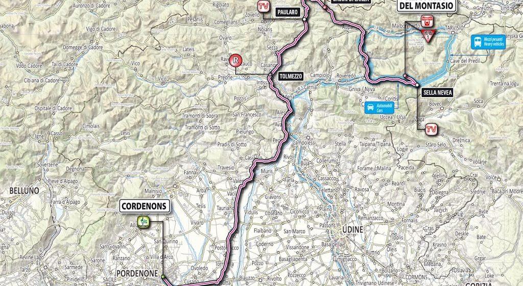 Джиро д'Италия 2013 10 этап Превью