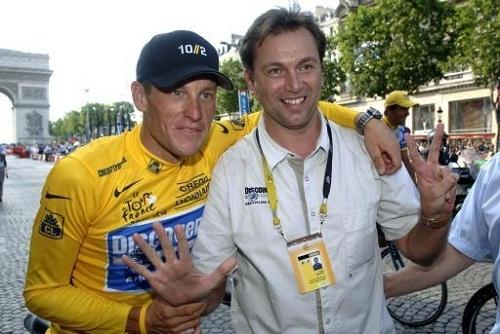 Йохан Брюнель обвиняется во вдохновлении допинг-скандала с участием Лэнса Армстронга