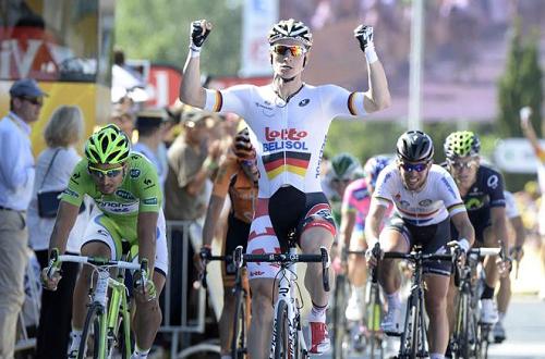 Тур де Франс 2013 6 этап