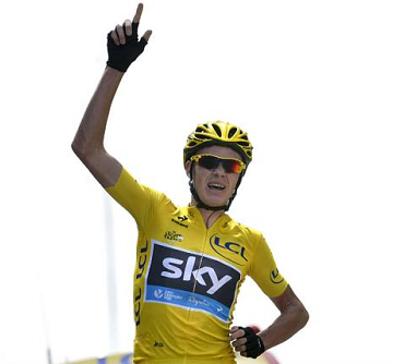 Тур де Франс 2013 15 этап