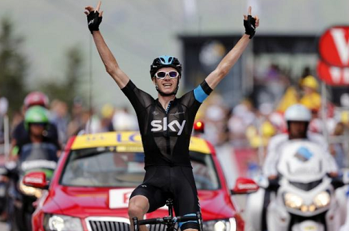 Тур де Франс 2013 8 этап