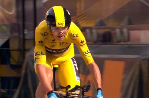 Тур де Франс 2013 17 этап