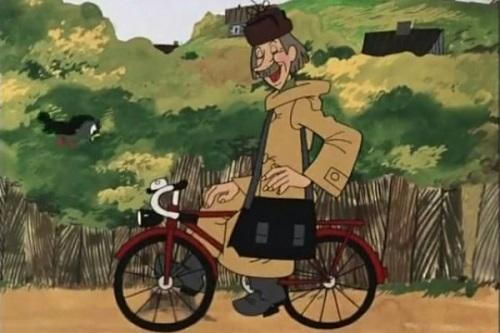 Листоноші на велосипедах у Тернополі