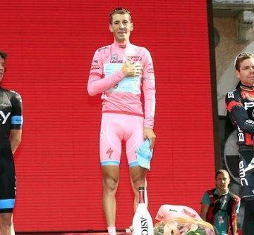 По следам Джиро д'Италия 2013