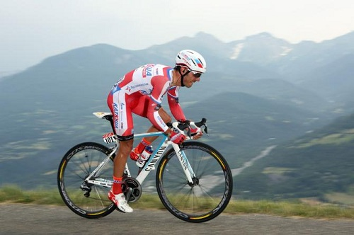 Хоаким Родригес впервые в карьере финишировал на подиуме Тур де Франс