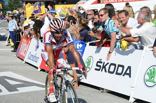 Хоаким Родригес стал бронзовым призёром Тур де Франс 2013