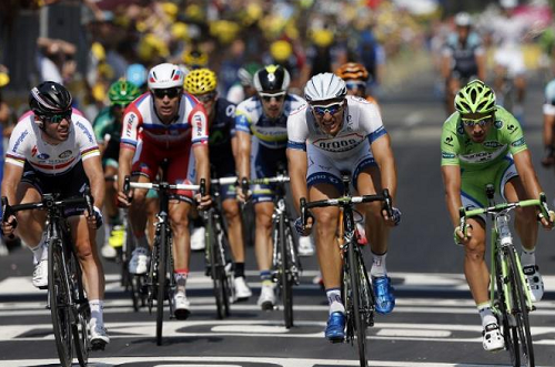 Тур де Франс 2013 12 этап