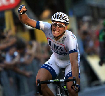 Тур де Франс 21 этап