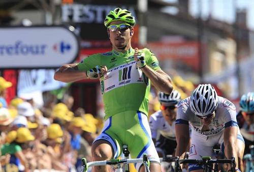 Тур де Франс 2013 7 этап