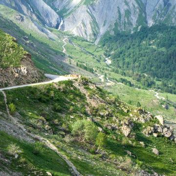Сергей Курдюков разведал горные этапы Тур де Франс 2013