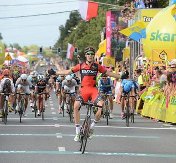 Тур Польши 2013 4 этап