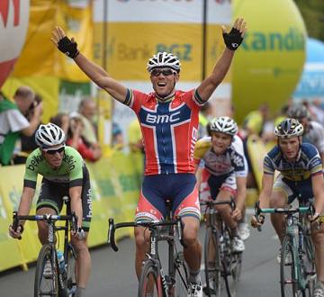 Тур Польши 2013 3 этап
