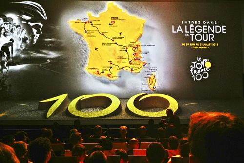 Онлайн трансляция 4 этапа Тур де Франс 2013