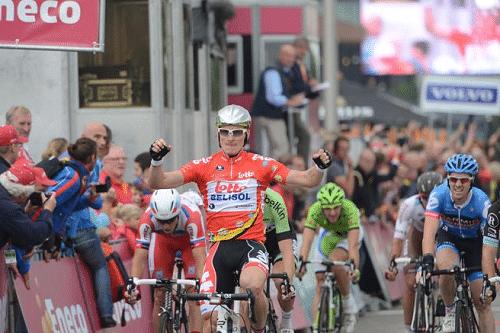 Энеко Тур 2013 4 этап