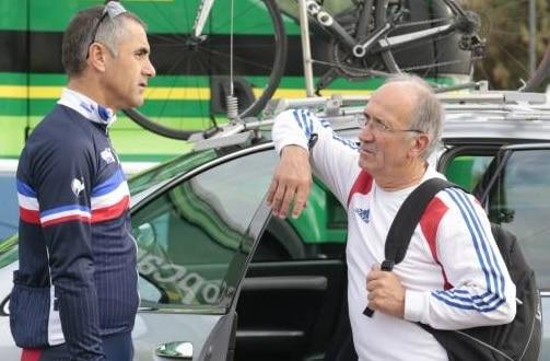 Бернар Палач стал тренером сборной Франции по велоспорту