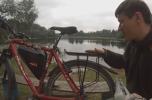 Велотуристу на заметку! Выбор велобагажника