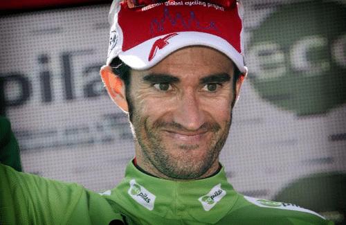 Даниэль Морено стал победителем 4 этапа Вуэльты Испании 2013