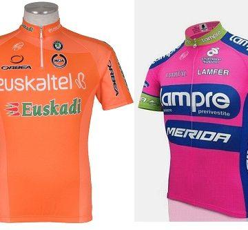 Объединение команд Lampre-Merida и Euskaltel-Euskadi весьма возможно в 2014 году