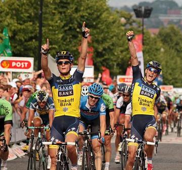 Тур Дании 2013 2 этап