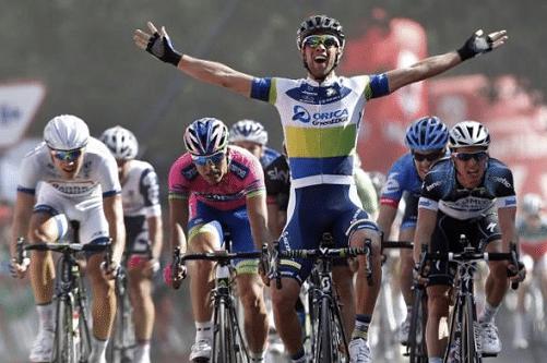 Вуэльта Испании 2013 5 этап