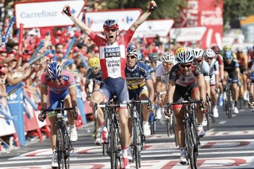 Вуэльта Испании 2013 6 этап