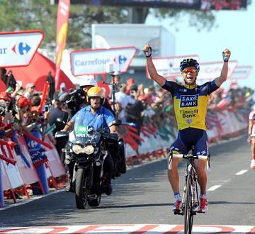 Вуэльта Испании 2013 2 этап