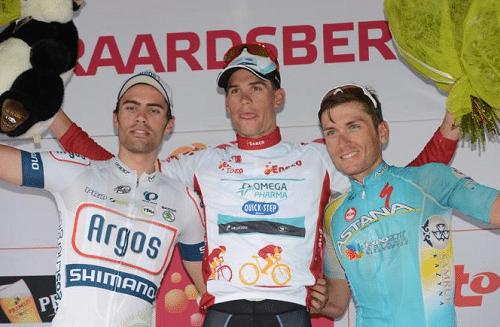 Зденек Штыбар стал победителем Энеко Тур 2013