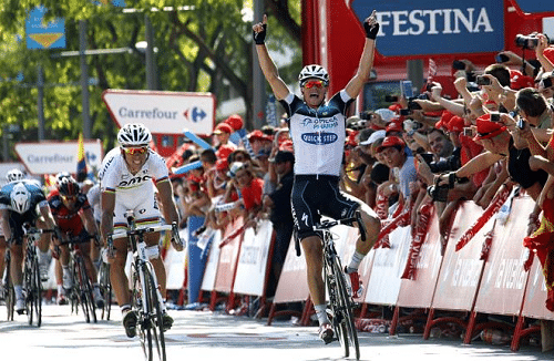 Вуэльта Испании 2013 7 этап