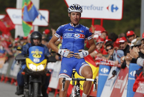 Вуэльта Испании 2013 15 этап