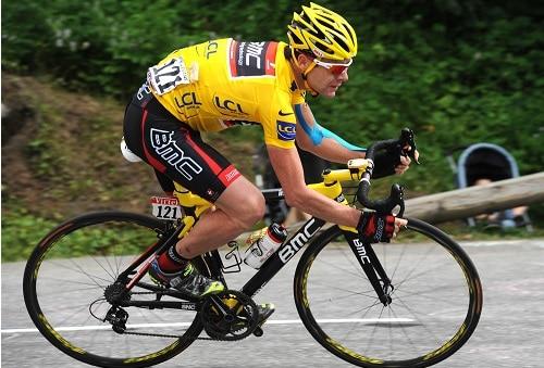Кадэл Эванс проехал свой последний Тур де Франс