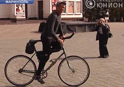 Вокруг Азовского моря на велосипеде за 4 дня