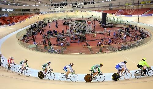 Чемпионат Мира по трековому велоспорту 2016 года пройдёт в Лондоне