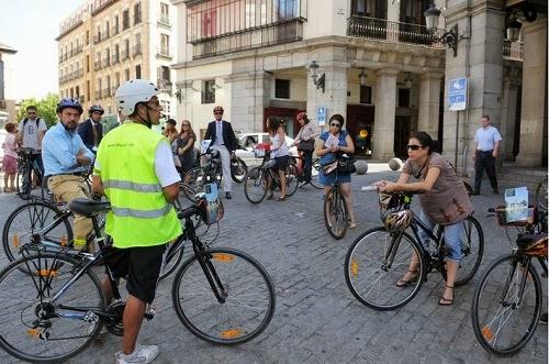 В Испании впервые велосипедов продано за год больше, чем машин