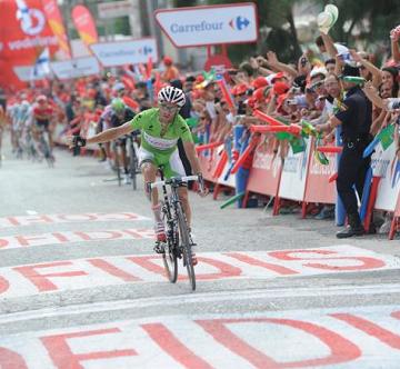 Вуэльта Испании 2013 9 этап