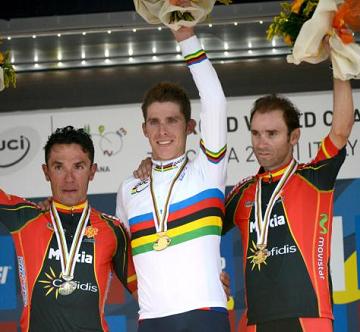 Полная трансляция Групповой гонки среди мужчин категории Элита на Чемпионате Мира по шоссейному велоспорту 2013 года