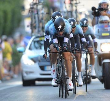 Чемпионат Мира по шоссейному велоспорту 2013, Мужчины Элита Командная гонка