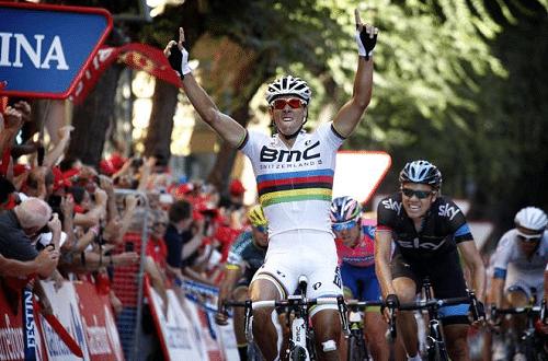 Вуэльта Испании 2013 12 этап