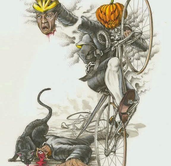 Веселого Хэллоуина!!