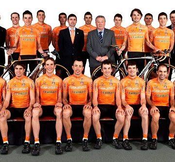Страна Басков может остаться и вовсе без велосипедной команды