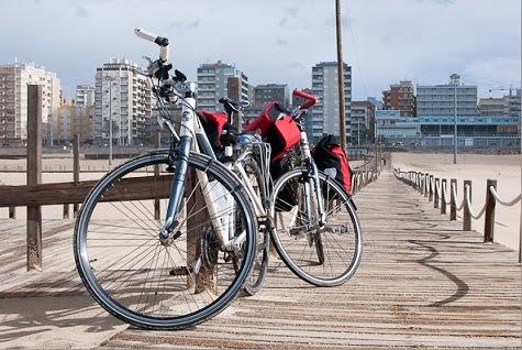 Лиссабон и велосипеды