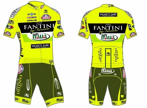 Итальянская команда Vini Fantini-Selle Italia сменит название в 2014 году