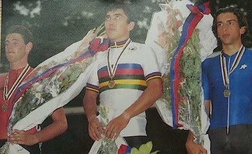 Чемпионат Мира 1989 года по велоспорту на треке