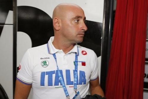 Изменения в тренерском штабе сборной Италии
